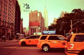 manhattan taxis