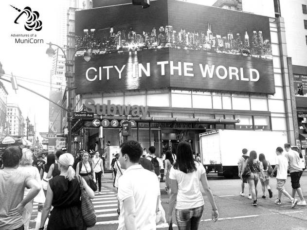 nyc city in the world