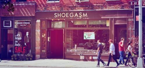 nyc shoegasm