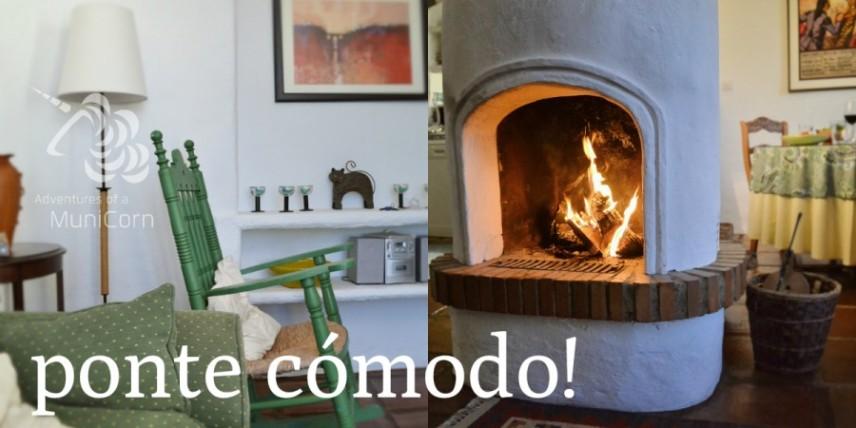 cozy evening at molino del carmen