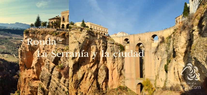 Ronda la Serranía and the city