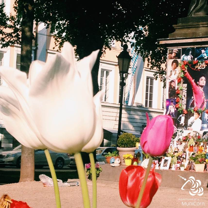 Michael Jackson monument munich