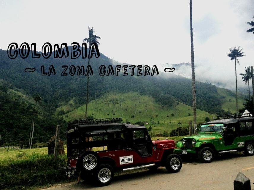colombia la zona cafetera