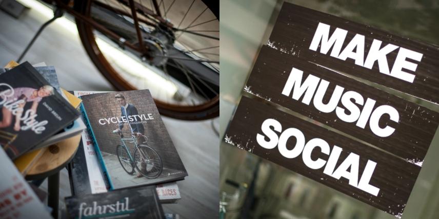 make music social at stilrad