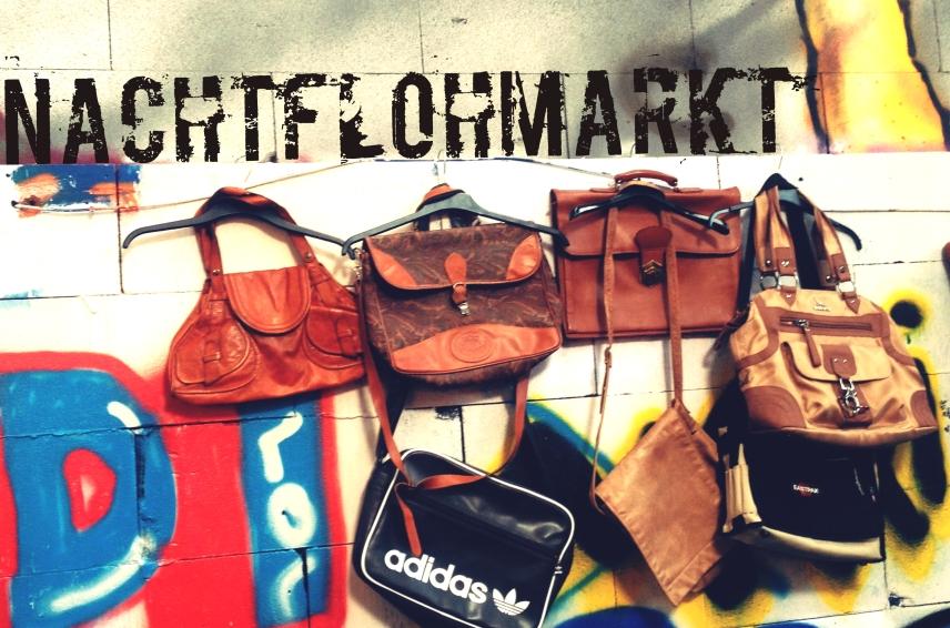 Nachtflohmarkt in München