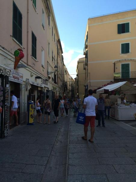 Altstadt von Alghero