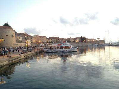 Hafen von Alghero2