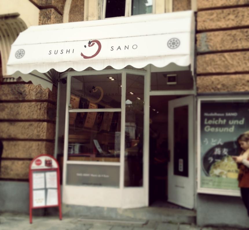 Sushi Sano Munich