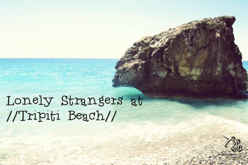 tripiti beach crete southcoast