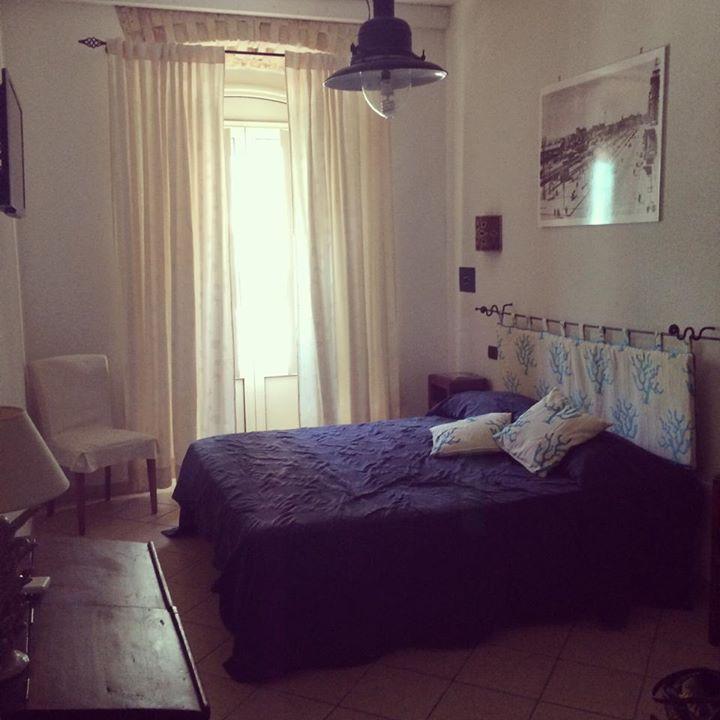 Unser Zimmer im Il Cagliarese