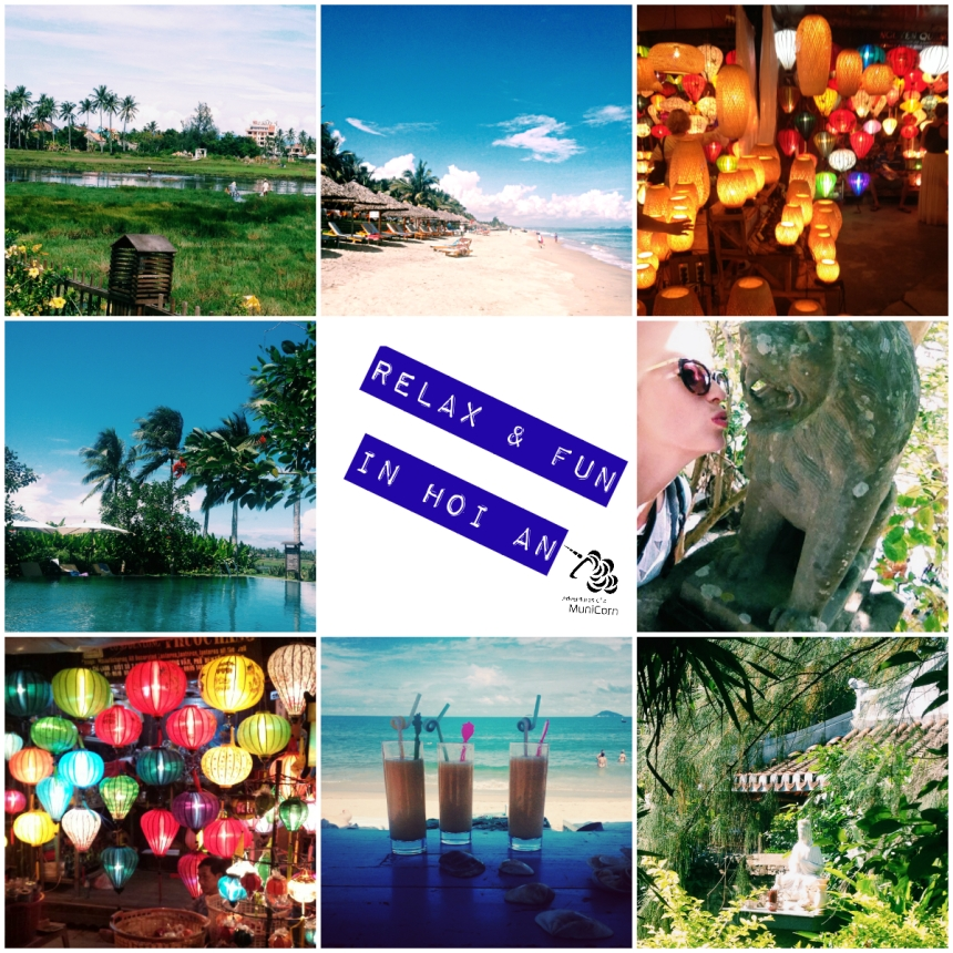 relax and fun in hoi an