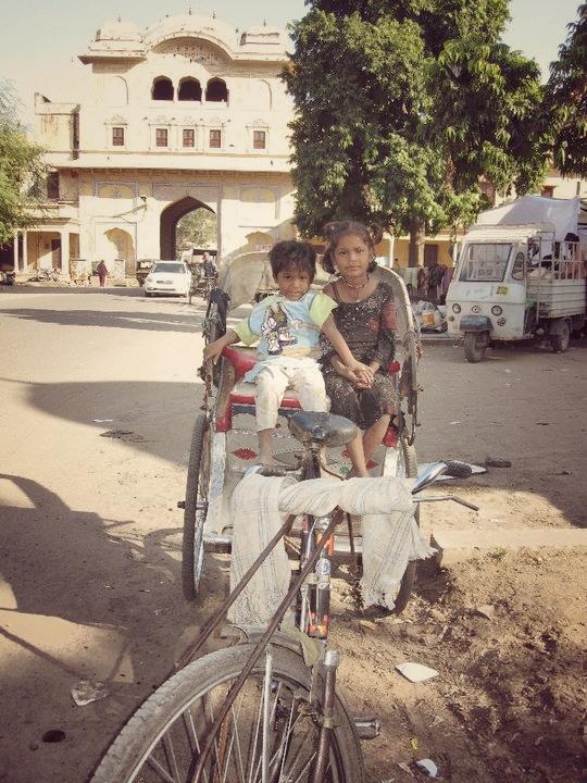 kids in jaipur india