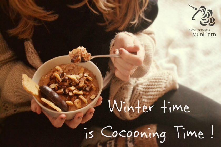 winter time is cocooning time