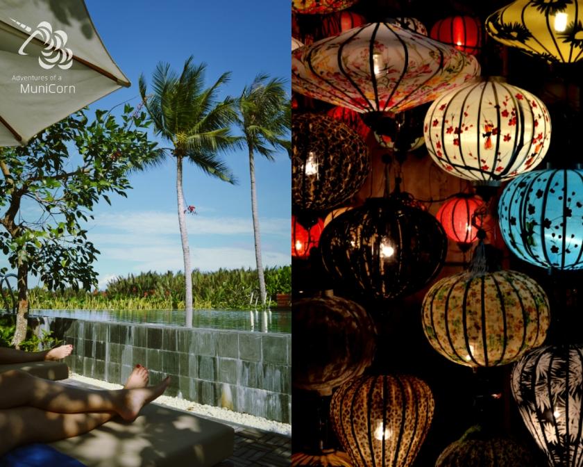 so kässt es sich aushalten: Tag- und Nachtleben in Hoi An