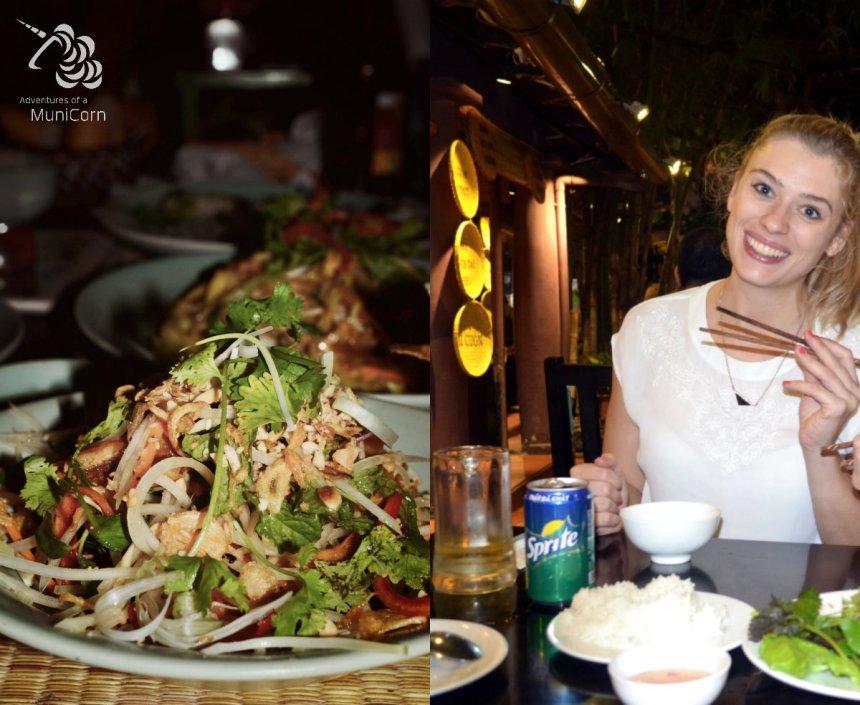 Frisch und lecker, die vietnamesisch Küche