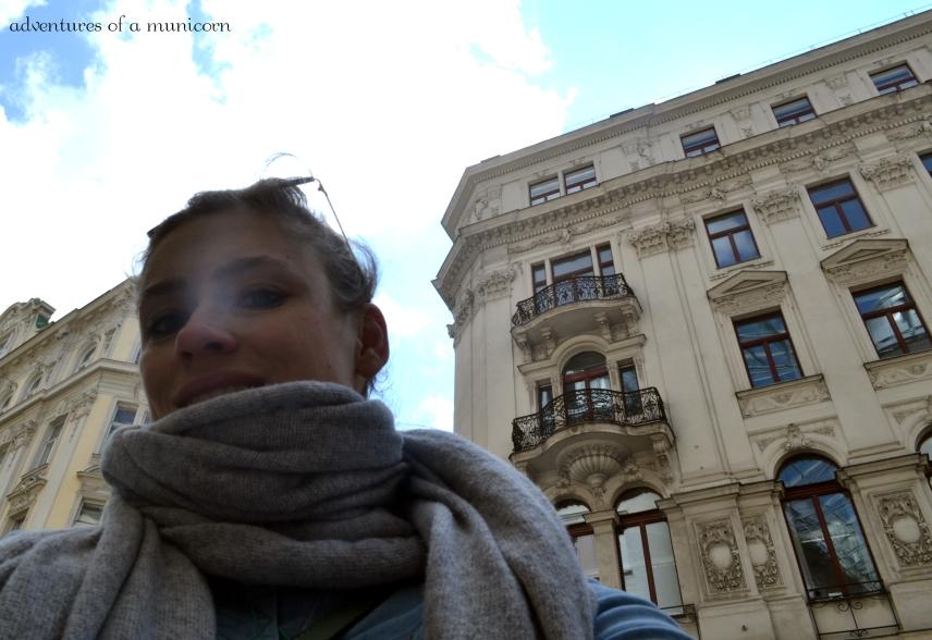 Wien selfie