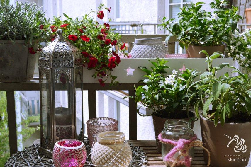 balkon orientalisch romantisch