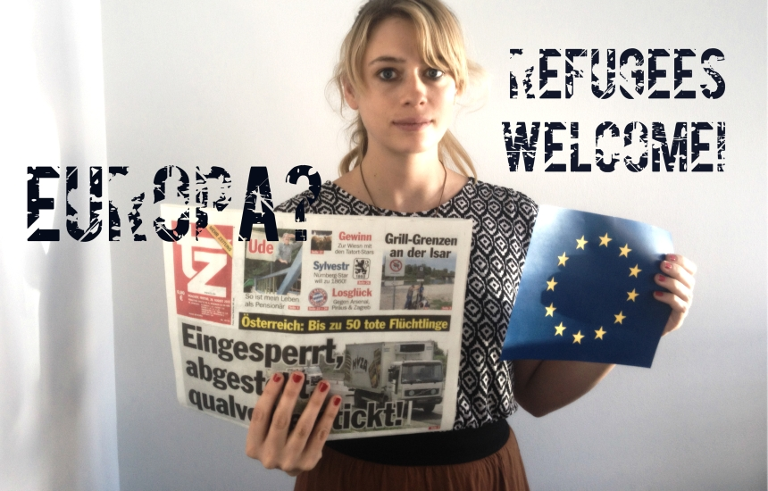 Flüchtlinge in Europa