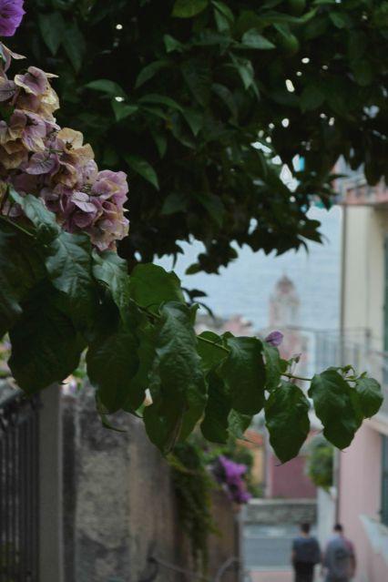 a walk in Tellaro Liguria