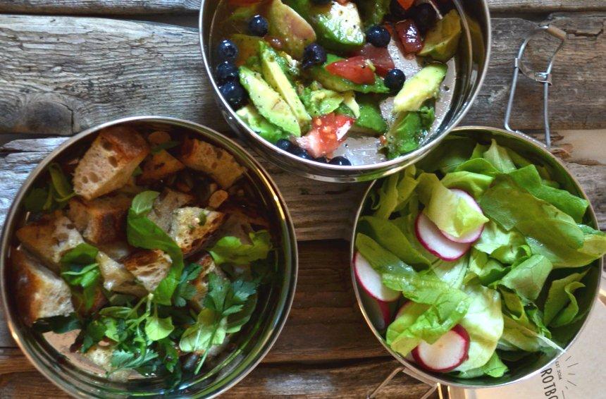 Blueberry-Avocado-Salad
