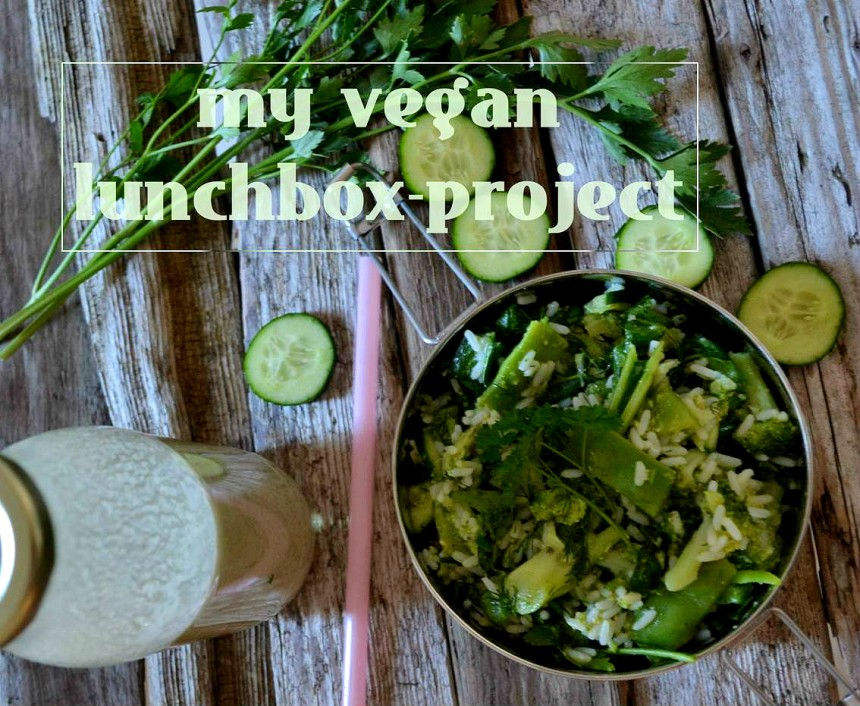 my vegan lunchbox-project