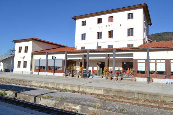 Shcliersee Bahnhof