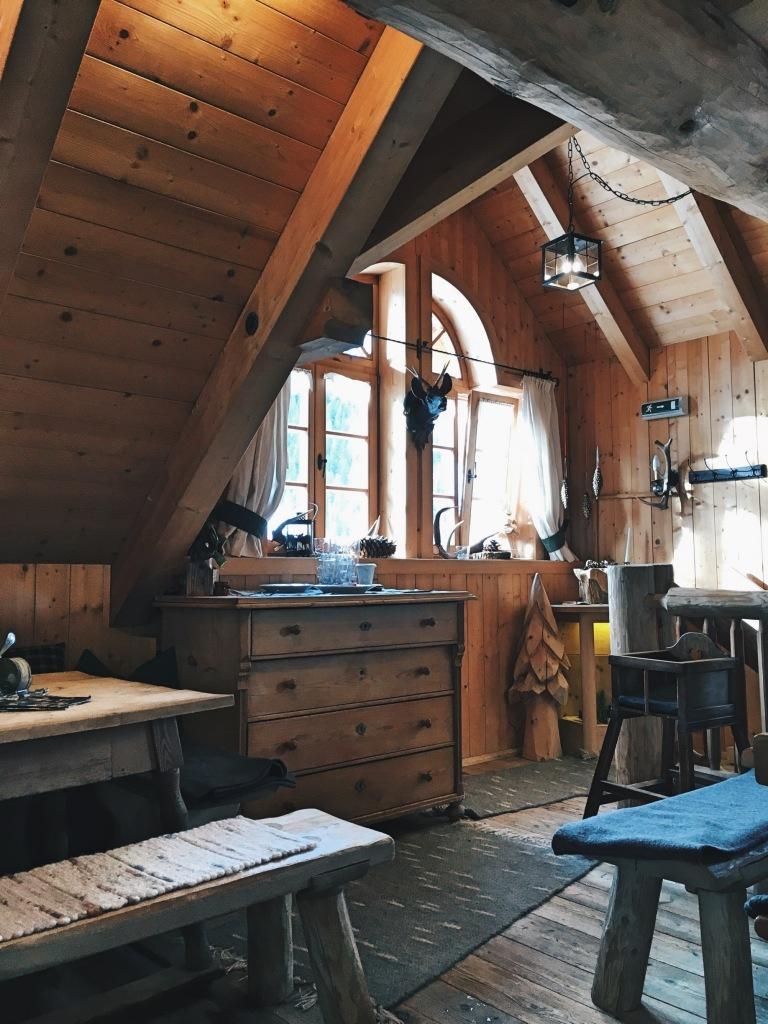 Einkehren Skihütte Zillertal