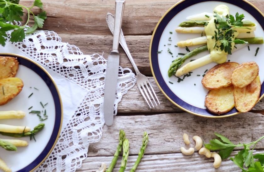 asparagus vegan