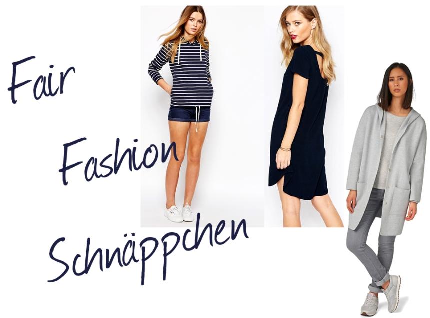Fair Fashion Schnäppchen