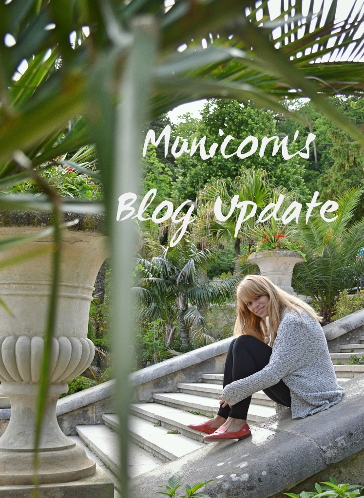 blog update municorn