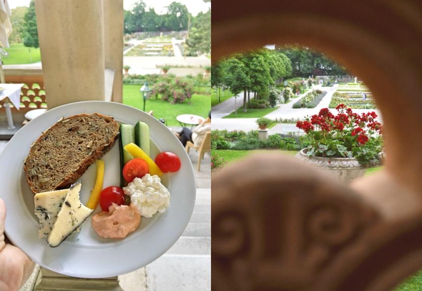 Frühstück Schlosshotel Baden bei Wien