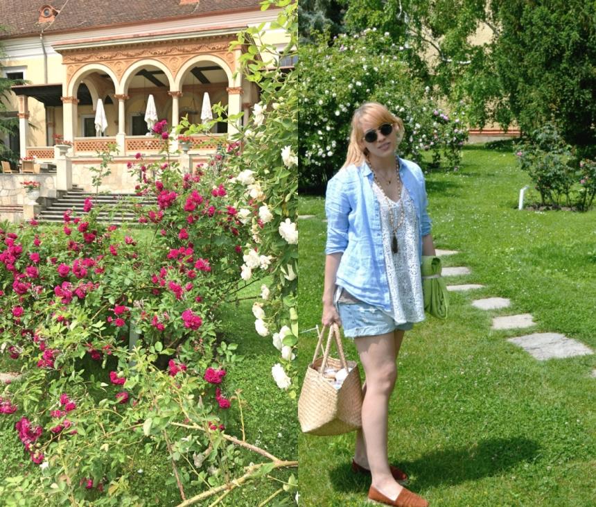Picknick Baden bei Wien