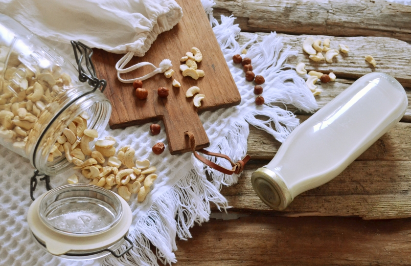 rezept cashew milch vegan