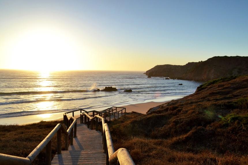 sunset-costa-vicentina-carrapateira