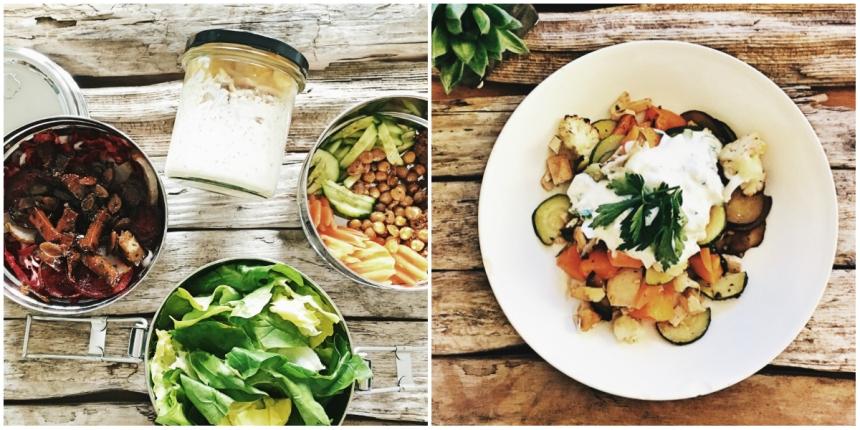 tag-2-vegan-for-fit-ofengemuese-radichio-salat