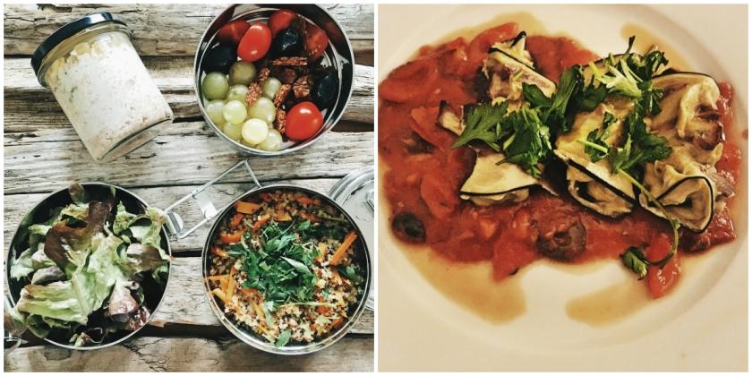 tag-4-veganforfit-challenge-aubergingen-roellchen-mit-avocadocreme-und-quinotto