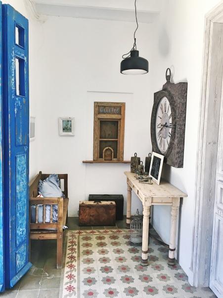entrance nice villa mallorca