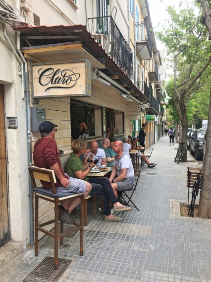 Streets of Santa Cataline
