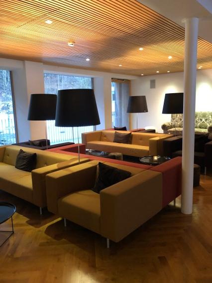 interior hotel krone in au