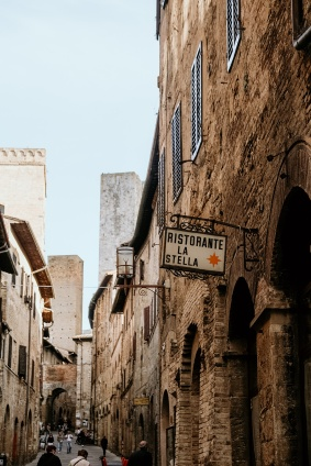 San Gimignano Innenstadt