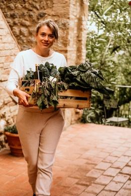 Seed to table Hotel Toskana